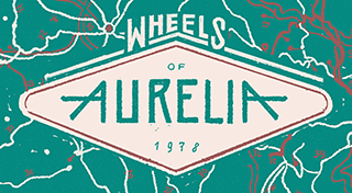 Wheels of Aurelia's Logo
