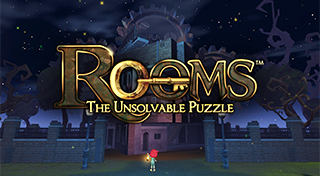 Rooms: The Unsolvable Puzzle's Logo