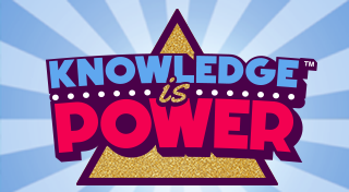 Knowledge is Power's Logo