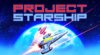 Project Starship's Logo