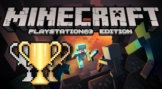 Minecraft: PlayStation®3 Edition's Logo