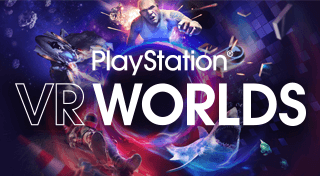 PlayStation VR Worlds's Logo