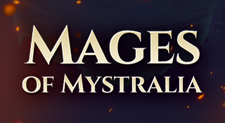 Mages of Mystralia's Logo