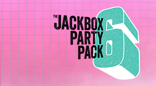 The Jackbox Party Pack 6's Logo