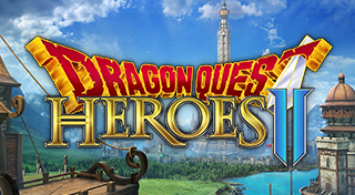 DRAGON QUEST HEROES II's Logo