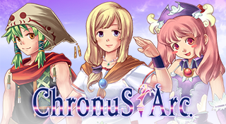 Chronus Arc's Logo