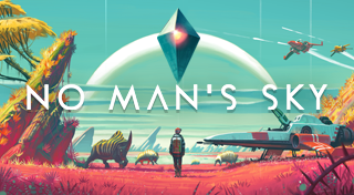 No Man's Sky 's Logo