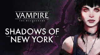 Vampire: The Masquerade - Shadows of New York's Logo