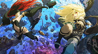 GRAVITY RUSH™ 2's Logo