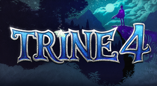 Trine 4: The Nightmare Prince's Logo