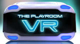 THE PLAYROOM VR's Logo