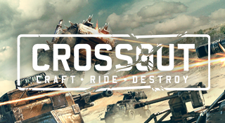 Crossout's Logo