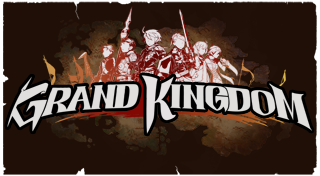 Grand Kingdom's Logo