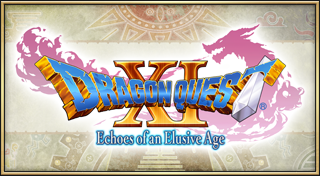 DRAGON QUEST XI: Echoes of an Elusive Age's Logo