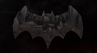 Batman: The Enemy Within's Logo