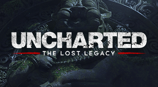 Uncharted: The Lost Legacy's Logo
