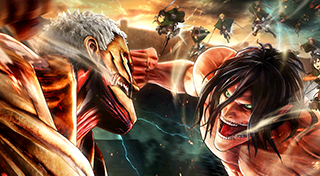 Attack on Titan 2's Logo