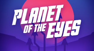 Planet of the Eyes's Logo