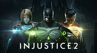 Injustice 2 's Logo