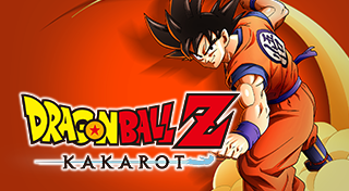 DRAGON BALL Z: KAKAROT's Logo
