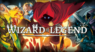 Wizard of Legend's Logo