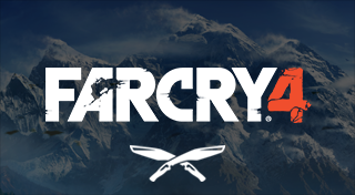 Far Cry® 4's Logo