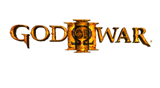 God of War III Remastered's Logo