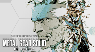 Metal Gear Solid 2's Logo
