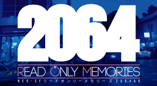 2064: Read Only Memories's Logo