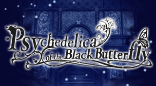 Psychedelica of the Black Butterfly's Logo