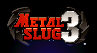 METAL SLUG 3's Logo