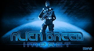 Alien Breed: Impact's Logo