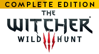 The Witcher 3: Wild Hunt – Complete Edition's Logo