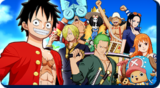 ONE PIECE Unlimited World Red's Logo