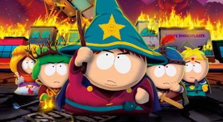 South Park: The Stick of Truth's Logo