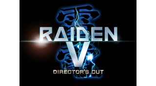 Raiden V: Director's Cut's Logo
