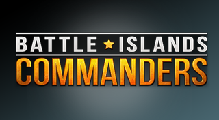 Battle Islands: Commanders's Logo