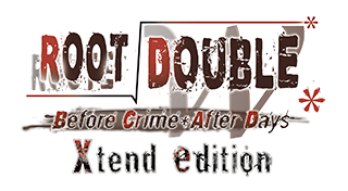 Root Double -Before Crime * After Days- Xtend Edition's Logo