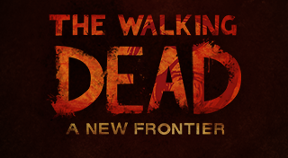 The Walking Dead: A New Frontier's Logo