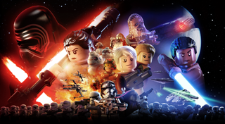 LEGO STAR WARS: The Force Awakens's Logo