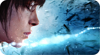 Beyond: Two Souls™'s Logo