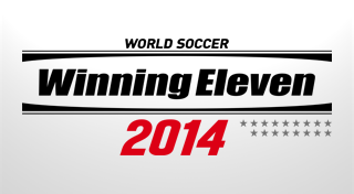 WORLD SOCCER Winning Eleven 2014's Logo