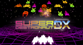 Super Destronaut DX's Logo