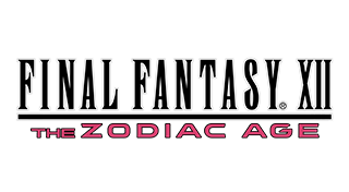 FINAL FANTASY XII THE ZODIAC AGE's Logo