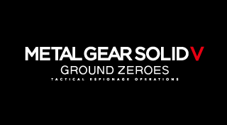 METAL GEAR SOLID V: GROUND ZEROES's Logo
