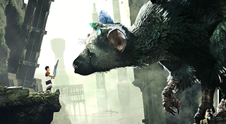 The Last Guardian's Logo
