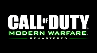 Call of Duty: Modern Warfare Remastered's Logo