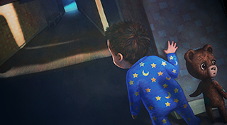 Among the Sleep's Logo