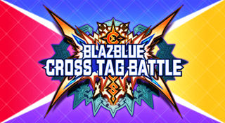 BLAZBLUE CROSS TAG BATTLE 's Logo