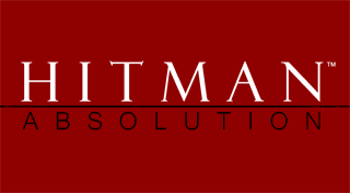 Hitman: Absolution HD's Logo